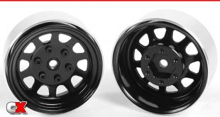 """RC4WD Stamped Steel 1.7"""" Beadlock Wagon Wheels 