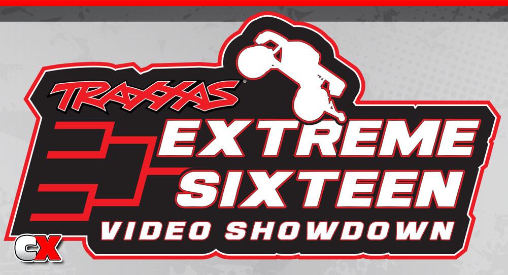 Traxxas Extreme 16 Video Showdown   CompetitionX