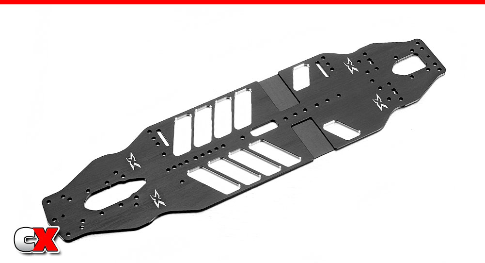 Xray T4 2020 Extra-Flex Aluminum Chassis | CompetitionX