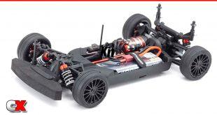 Kyosho FAZER Mk2 FZ02 4WD Touring Car   CompetitionX