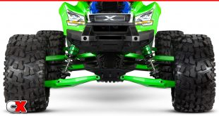 Traxxas Heavy Duty X-Maxx Suspension Arms | CompetitionX