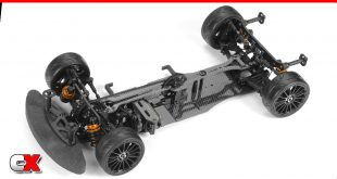 Xray T4F 2021 FWD Touring Car   CompetitionX
