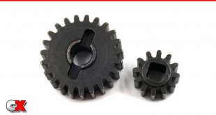 Xtra Speed Overdrive Gear Set for Axial SCX10 III Portals   CompetitionX