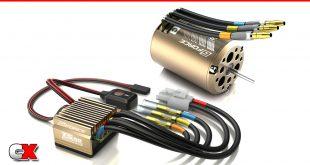 GForce Hobby TS50 Brushless ESC / Motor Combo Set | CompetitionX