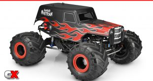 JConcepts Junior Mortician Panel Truck Body | CompetitionX