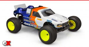 JConcepts RC10GT 96 Clear Body | CompetitionX