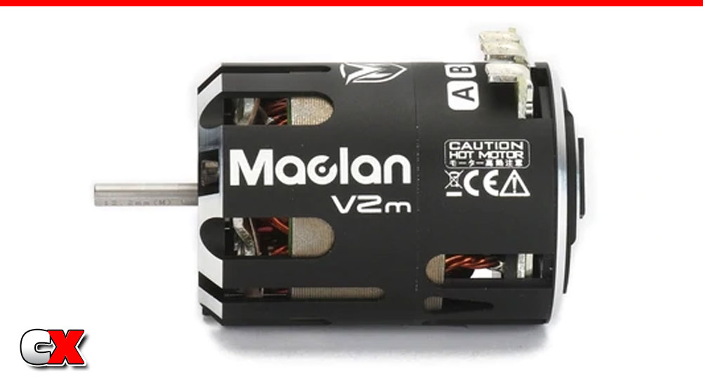 Maclan V2M 4.5DR Drag Racing Motor | CompetitionX