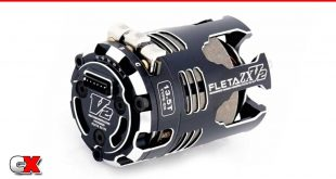 Muchmore Racing FLETA ZX V2 13.5T Spec Brushless Motor | CompetitionX