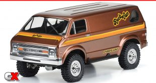 Pro-Line Racing Body Sets - 70's Rock Van and 1967 Ford F-100 (2 Liveries)   CompetitionX