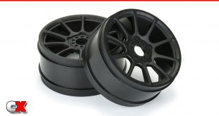 Pro-Line Racing Mach 10 Black 1/8 Scale Wheels   CompetitionX