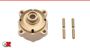 RDRP Aluminum Center Diff Case for the Team Associated B74 | CompetitionX