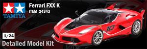 Tamiya Ferrari FXX K Model - 24343