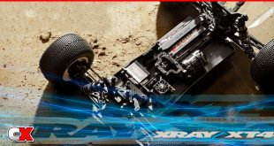 Xray XT4 4WD Stadium Truck   CompetitionX
