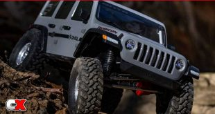 Axial SCX10 III Jeep JLU Wrangler RTR | CompetitionX