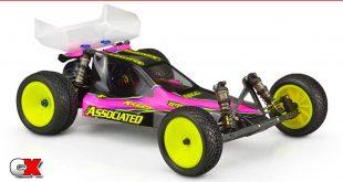 JConcepts Authentic Team Associated RC10B2 Body Set | CompetitionX