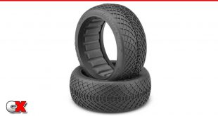 JConcepts Ellipse 1/8 Buggy Tire - Silver Compound | CompetitionX