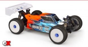 JConcepts S15 Body - Tekno EB48 2.0 | CompetitionX