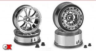 Jconcepts Tactic Street Eliminator Wheels - Chrome | CompetitionX