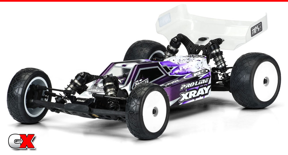 Pro-Line Racing Axis Lightweight Body - Xray XB2 | CompetitionX