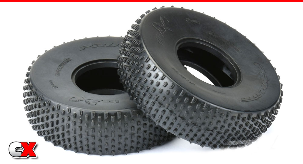 "Pro-Line Racing Ibex Ultra Comp 2.2"" Predator Rock Terrain Tires 