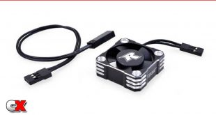 Reedy HV 30mm/40mm Aluminum Motor Fans   CompetitionX