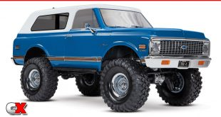 Traxxas Pre-Painted Classic Chevrolet Blazer Bodies | CompetitionX