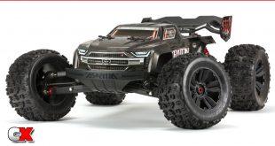 ARRMA Kraton EXB Full-Option Roller | CompetitionX