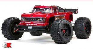 ARRMA Outcast 8S BLX 1/5 Scale Stunt Truck | CompetitionX