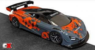 Bittydesign Seven20 GT Touring Car Body | CompetitionX