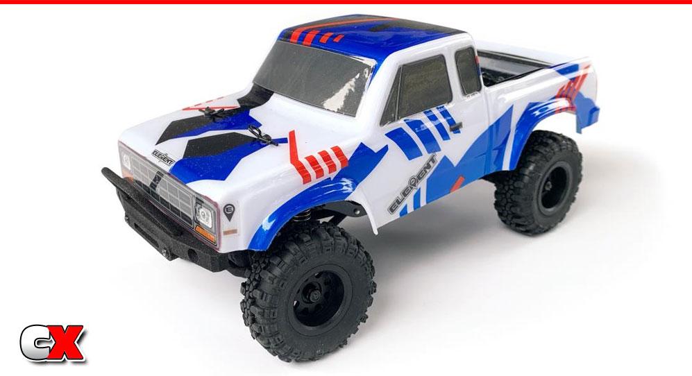Element RC Enduro 24 Trail Truck | CompetitionX