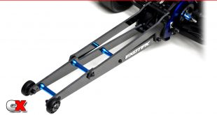 Exotek Racing DR10 Carbon Fiber Wheelie Bar Set | CompetitionX