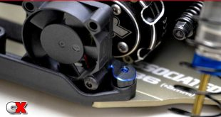 Exotek Racing HD Fan Mount for the Team Associated B6.2 | CompetitionX