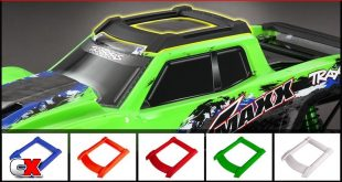 Traxxas Heavy-Duty X-Maxx Roof Skids | CompetitionX