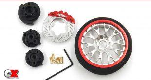Yeah Racing Aluminum Transmitter Steering Wheel | CompetitionX