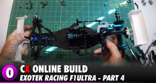 Video: Exotek Racing F1ULTRA Video Build – Part 4 | CompetitionX
