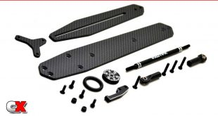 Exotek Racing Wheelie Bar Set - Team Associated B6 Series | CompetitionX