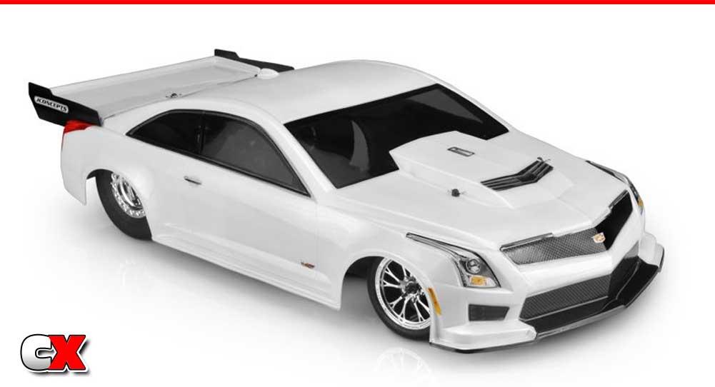 JConcepts 2019 Cadillac ATS-V Street Eliminator Body   CompetitionX