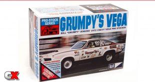 MPC 1972 Chevy Vega Pro Stock Model Kit | CompetitionX