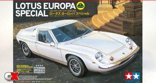 Tamiya Lotus Europa Special Model Kit | CompetitionX