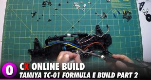 Video: Tamiya Formula E TC-01 Video Build – Part 2 | CompetitionX