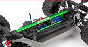 Traxxas Heavy Duty Chassis Brace - Slash / Rustler 4x4 | CompetitionX
