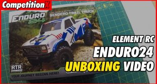 Element RC Enduro24 Sendero Trail Truck Unboxing