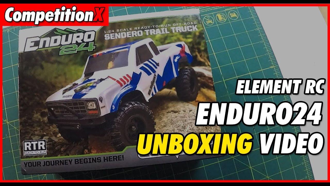 Element RC Enduro24 Sendero Trail Truck Unboxing