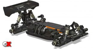 HB Racing E819RS 1/8 E-Buggy | CompetitionX