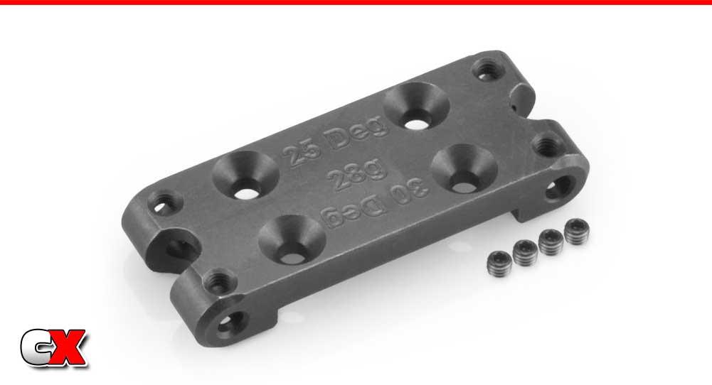 JConcepts Steel Front Bulkhead - Team Associated B6.2 | CompetitionX