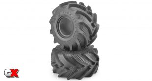 "JConcepts Fling King Jr 2.2"" Monster Truck Tires 