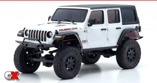 Kyosho Mini-Z Jeep Wrangler Unlimited Rubicon ReadySet | CompetitionX
