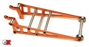 STRC Aluminum Wheelie Bar Kit - Team Associated DR10 | CompetitionX