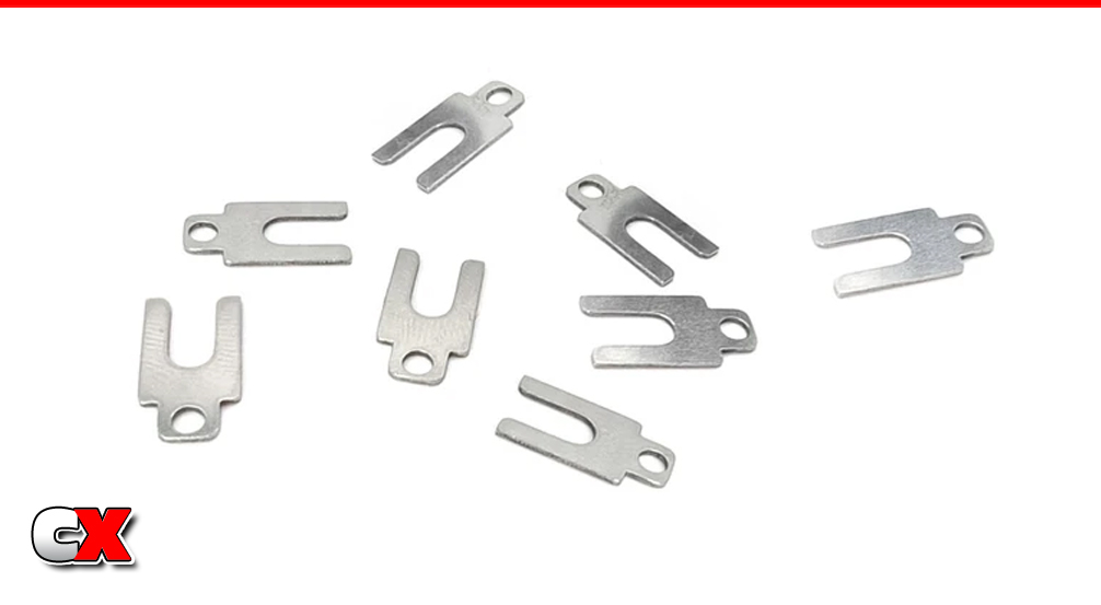 T-Works Tamiya TC-01 Suspension Mount Spacers | CompetitionX