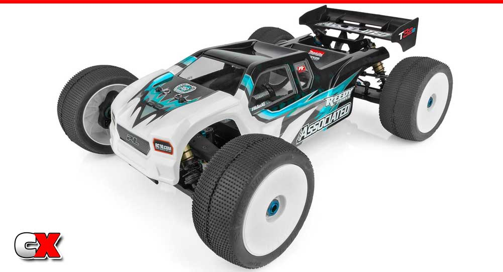 Team Associated RC8T3.2e Team Kit | CompetitionX